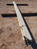 Bundle of 1'' PVC Pipe 20ft Joints