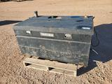 Tradesman Fuel Transfer Tank Toolbox Combo