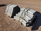 (2) Pallets of 3'' Centex PVC Conduit Elbows