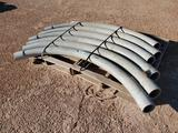 4'' Carlon PVC Conduit Elbows