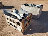 8'' Cantex PVC Conduit Couplings/Different sizes Conduit Elbows