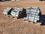 (3) Pallets of 5'' Cantex PVC Conduit Elbows