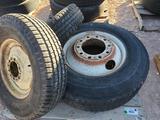 (1) Truck Wheel & (2) Implement Wheels & Tires