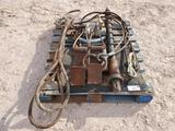 Heavy duty lift Cables & Post Hole auger