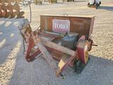 Toro Aerothatch 83/Seeder 93