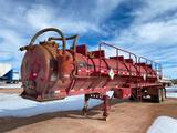 2004 Pioneer Vacuum Tank Trailer