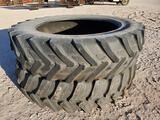 (2) Tractor Ties 480/80R 50