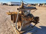 WN Baker Keyway Machine