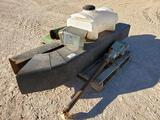 Cotton Picker Items/Lincoln Power Master 4 Pump
