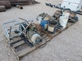 (3) Pallets of Miscellaneous Farm Items