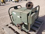 Transfer Pump with Diesel Motor