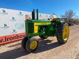John Deere 720 Diesel Tractor