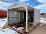 Storage unit on Skid