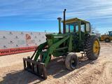 John Deere 4620 Tractor