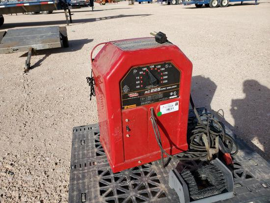 Lincoln AC225 Welder