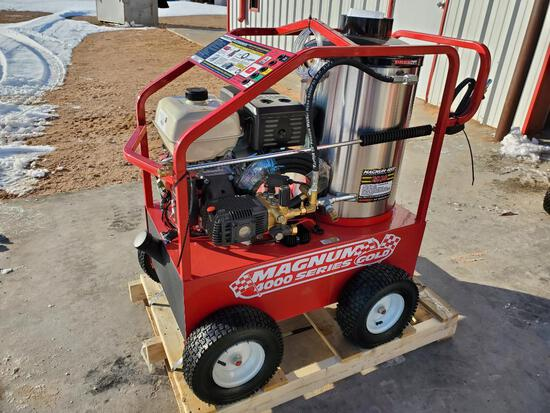 Unused Magnum 4000 Series Pressure Washer