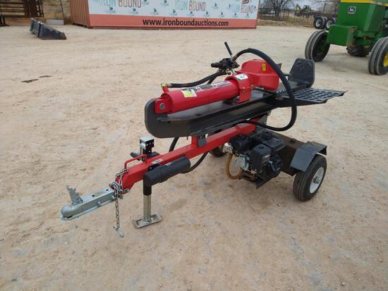 2019 Log Spliter, Model GL530-30Ton