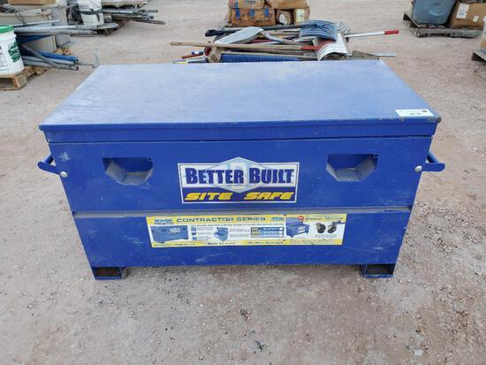 Site Safe Toolbox & Miscellaneous concrete tools