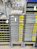 Kimball Midwest Storage Shelf,... Fuses, Cable Ties Flare Fittings...