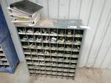 Storage Shelf, Winzer 1/4-1'' Fittings...