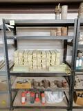 Metal Shelf, Wheel Shock & Fittings