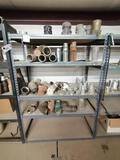 Metal Shelf, Miscellaneous Male Fittings