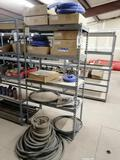 Metal Shelf Thermoid Hoses & Miscellaneous Hose Rolls