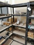 Metal Shelf, Truck Mirrors & Miscellaneous Parts