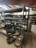 Metal Shelf & Gates Truck Belts, Paccar