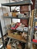 Metal Shelf, Truck Fuses, Connectors