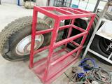 Truck Tire Cage