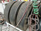 (3) Yokohama 11R22.5 Steer Tires