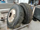 (2) 11R22.5 Wheels & Tires