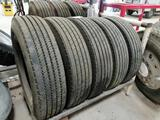 (5) 11R22.5 Truck Tires