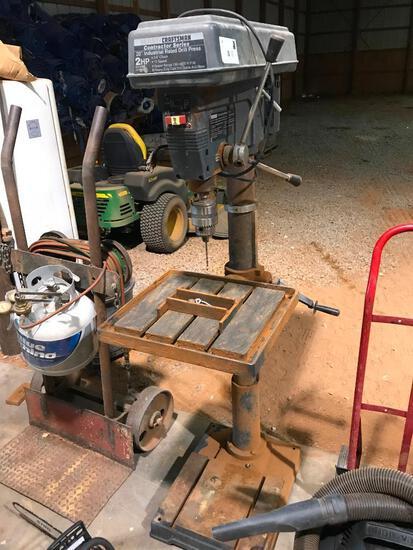"""20"""" Craftsman 320 Drill Press, 2 HP"""