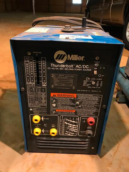 Miller Thunderbold AC/DC Arc Welding Power Source
