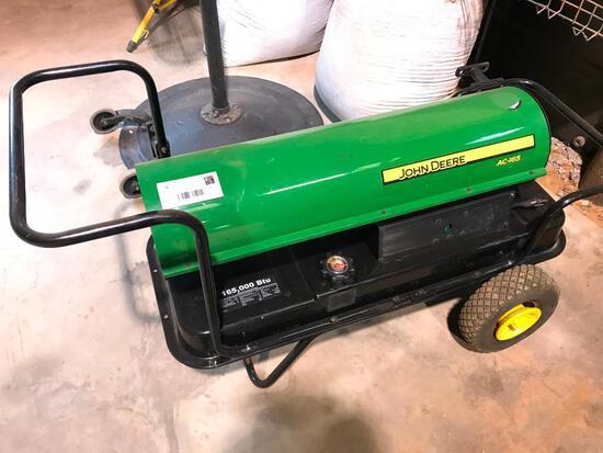 John Deere AC165 Diesel/Kerosene Shop Heater