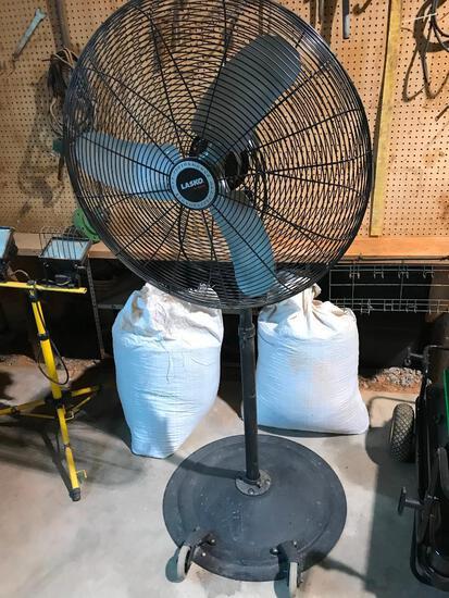 """Lasko 30"""" Shop Fan"""