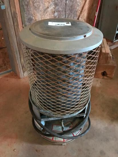 Universal Model 100BA Propane Heater