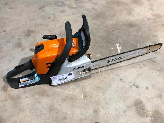 Stihl MS171 Chain Saw