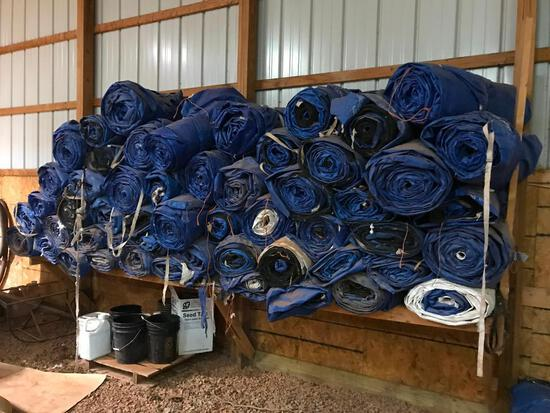 70 Cotton Module Tarps