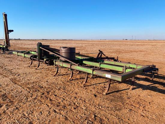3 Pt Hitch Cultivator with Harrow