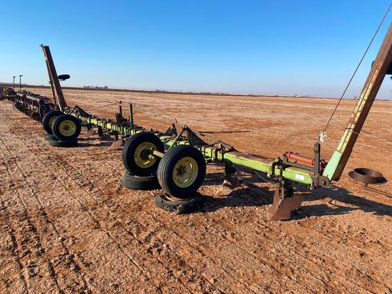 3 Pt Hitch Lister Toolbar with Markers