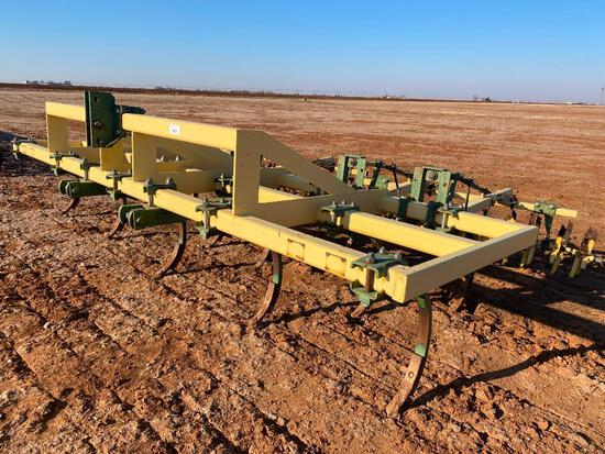 Hamby 15 Ft Cultivator