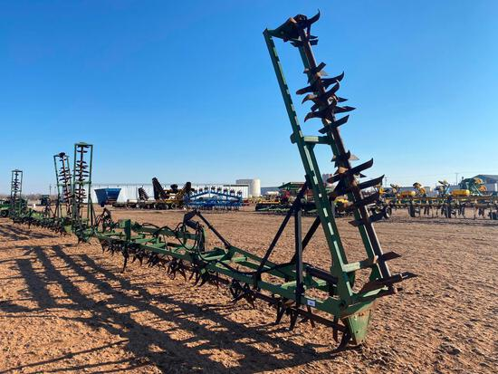 PHARES WILKINS 3 PT. SANDFIGHTERS, 18 ROW, 40? DOUBLE HYD. FOLD