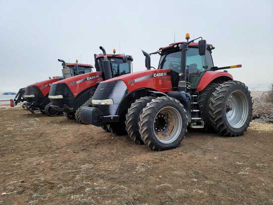 3F Farms & Flying Farms Retirement Auction