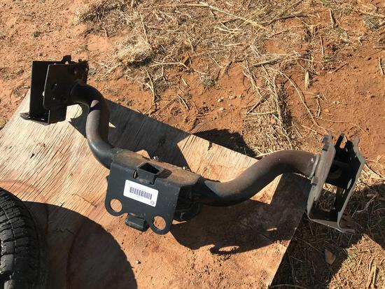 Receiver Hitch Assembly