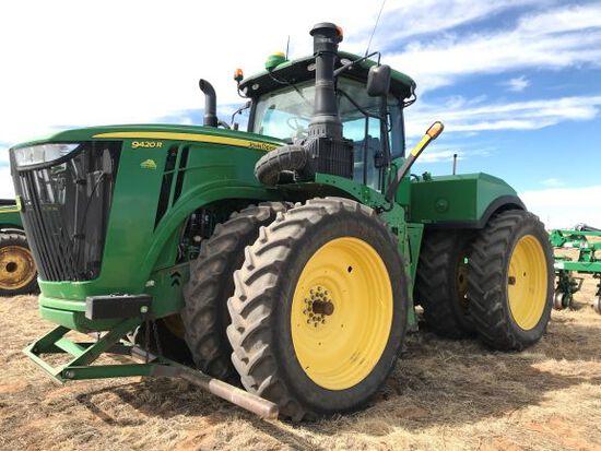 Four Star Middewater Farms LTD Retirement Aucion