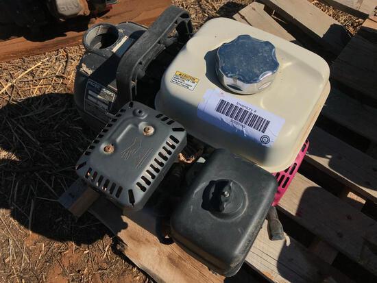 "3"" Pump with Honda Gas Engine"