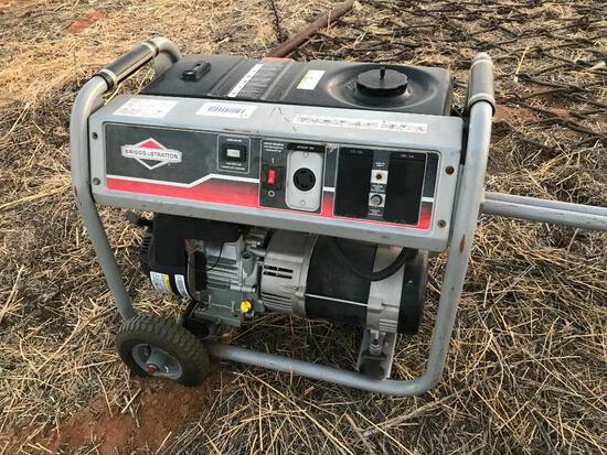 Briggs + Statton Generator
